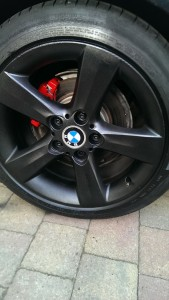 kens bmw wheels finished wheel